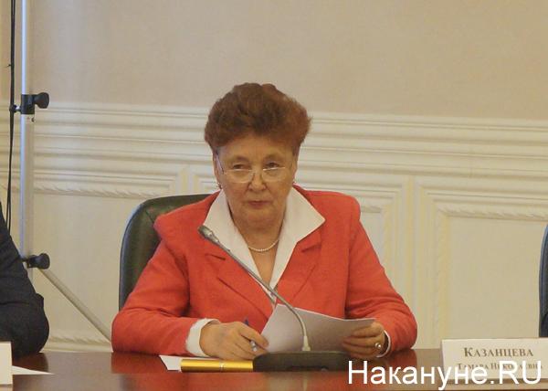 совет политических партий, Тамара Казанцева|Фото: Накануне.RU