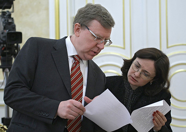Эльвира Набиуллина, Алексей Кудрин|Фото: government.ru