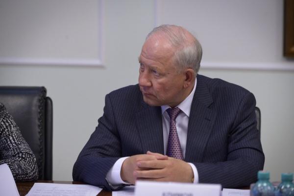 Олег Климов вице-губернатор Челябинской области|Фото: gubernator74.ru