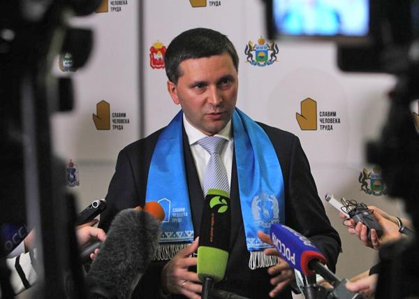 Дмитрий Кобылкин Фото: kurganobl.ru