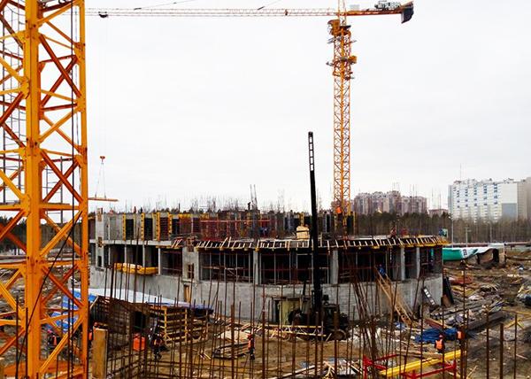 Строительство перинатального центра в Сургуте|Фото: pfvis.ru