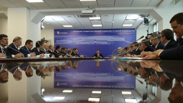 Дмитрий Медведев Фото: правительство.рф
