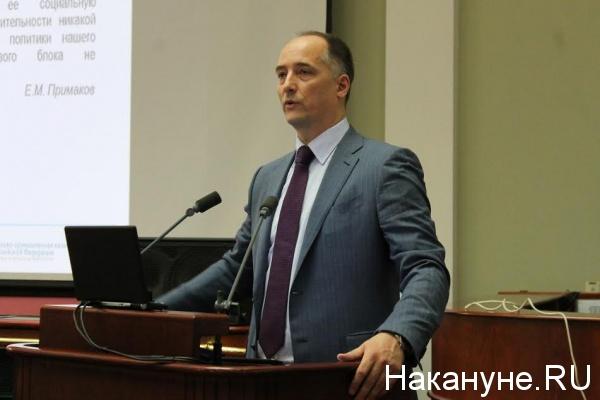 Константин Бабкин Фото: Накануне.RU