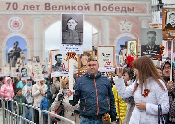 Бессмертный полк Сургут|Фото: admsurgut.ru