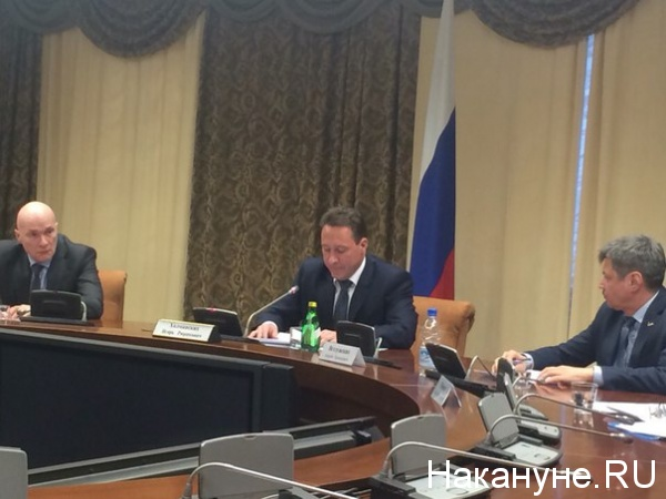 Игорь Холманских профсоюзы|Фото: Накануне.RU