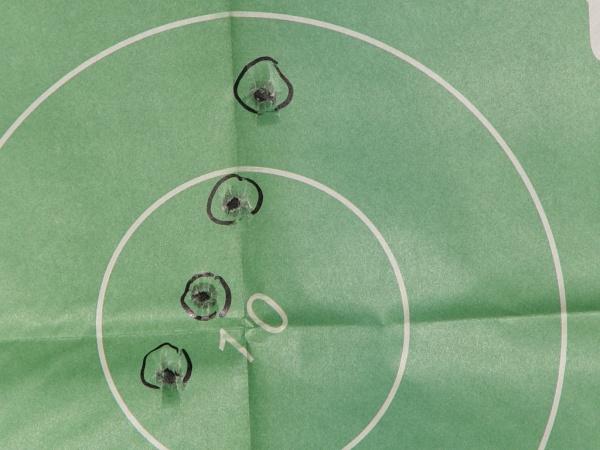 Валерий Горелых стрельба мишень|Фото: ГУ МВД РФ по Свердловской области