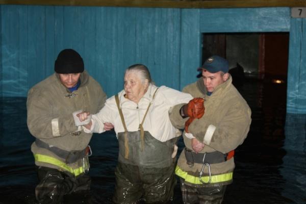 паводок, потоп, спасатели|Фото: ГУ  МЧС по СО