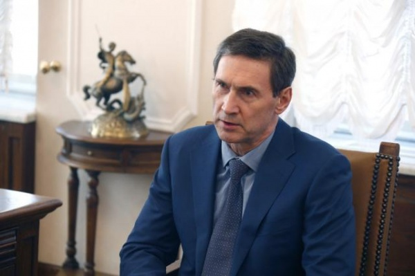 Сергей Зырянов и.о. главы МУГИСО|Фото: ДИП губернатора Свердловской области
