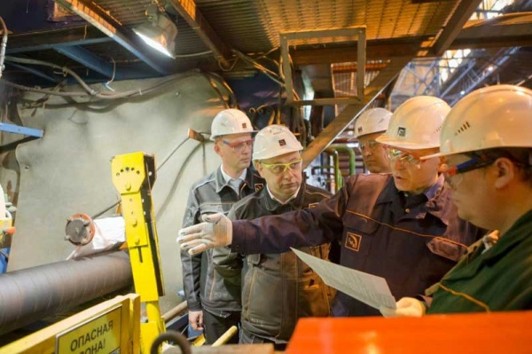 ТМК День безопасности в металлургии|Фото: ТМК