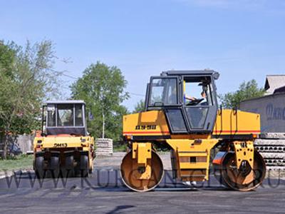 Курган дороги ремонт|Фото: kurgan-city.ru