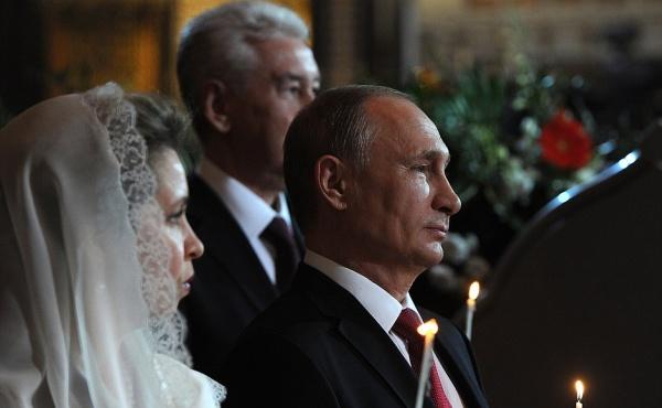 Пасха, Путин|Фото:http://www.kremlin.ru