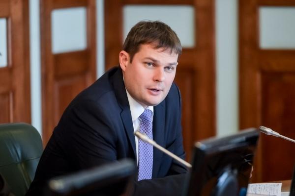 Бывший вице-губернатор Приморья Олег Ежов|Фото: w.otvprim.ru