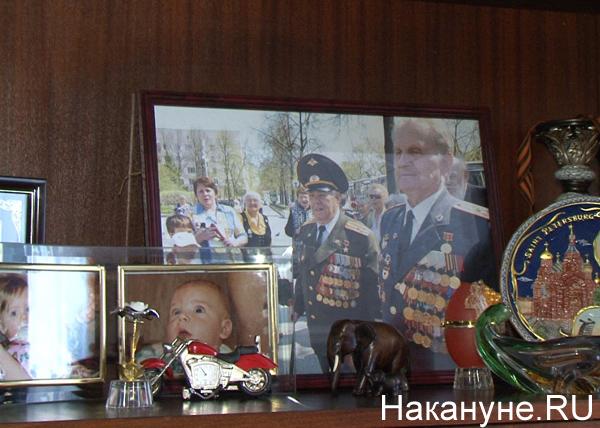Николай Михайлович Григорьев, участник Великой Отечественной войны, Герой Советского Союза|Фото: Накануне.RU
