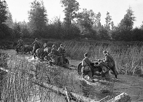 "1944 год, Великая Отечественная война, операция ""Багратион""|Фото: ertata.ru"