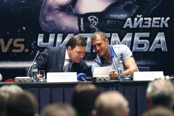 Евгений Куйвашев, бокс|Фото: Департамент информационной политики губернатора