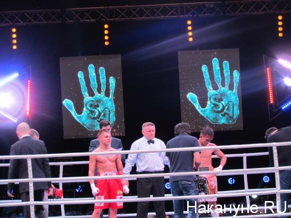 Михаил Алексеев Ромеро Дуно бокс|Фото: Накануне.RU
