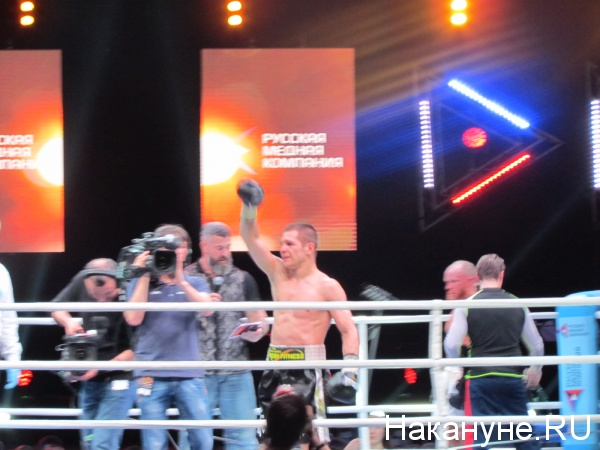 Евгений Чупраков Себастьян Тлатлик бокс|Фото: Накануне.RU