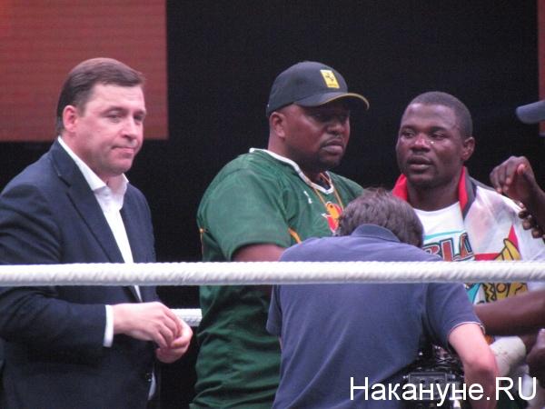 Евгений Куйвашев бокс|Фото: Накануне.RU