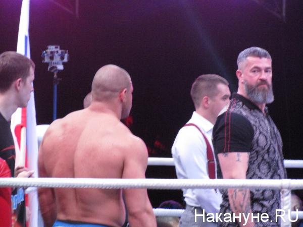 Иван Штырков Сергей Бадюк|Фото: Накануне.RU