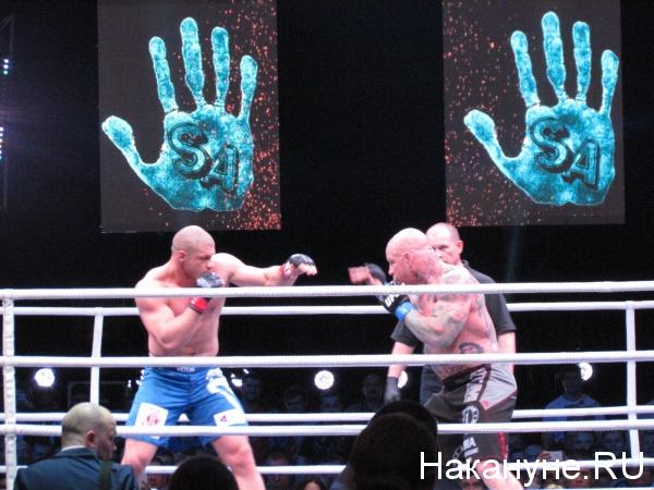 Иван Штырков Джефф Монсон бой|Фото: Накануне.RU