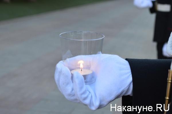 Свеча памяти Курган|Фото:Накануне.RU
