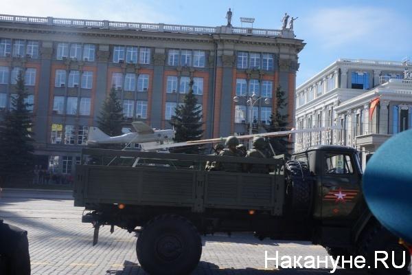 Парад, 9 мая, Екатеринбург, беспилотники|Фото:Накануне.RU
