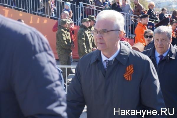 Александр Якоб, Аркадий Чернецкий|Фото:Накануне.RU