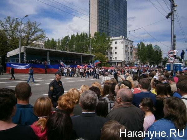 День республики, ДНР, Донецк|Фото: Накануне.RU