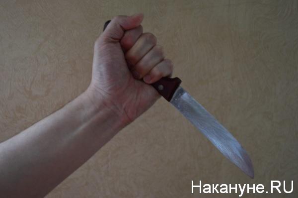 Нож, с ножом|Фото:Накануне.RU