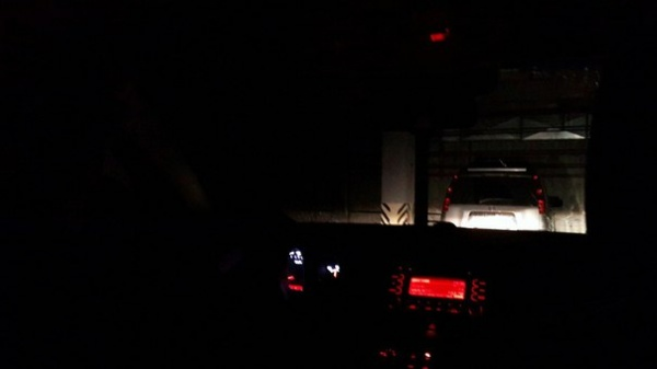 ураган в Екатеринбурге, паркинг, темнота|Фото:https://vk.com/te_ekb