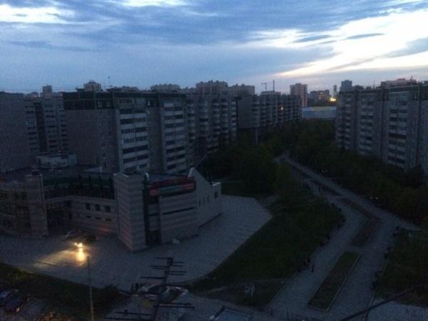 ураган в Екатеринбурге, темнота|Фото:https://vk.com/te_ekb