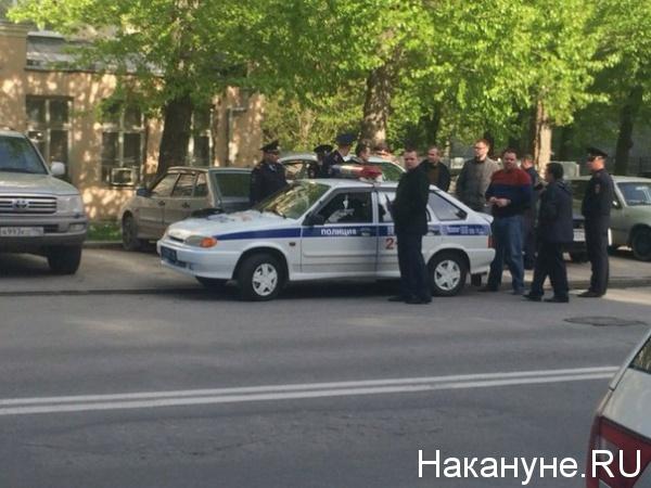 ГИБДД, ДПС, полиция|Фото: Накануне.RU