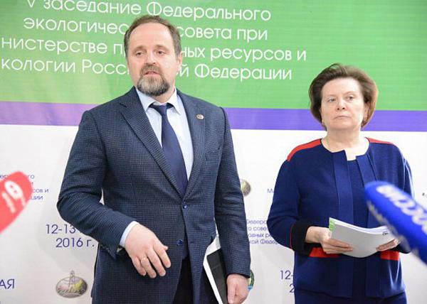 Наталья Комарова Сергей Донской|Фото: admhmao.ru