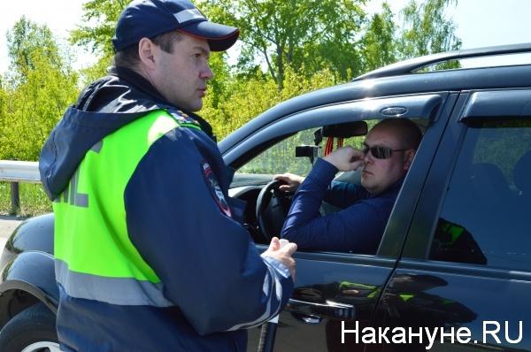 ГИБДД предупреждает каждого водителя о правилах проезда(2016)|Фото:Накануне.RU
