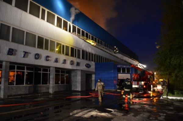 Екатеринбург пожар улица Черняховского|Фото: ГУ МЧС РФ по Свердловской области