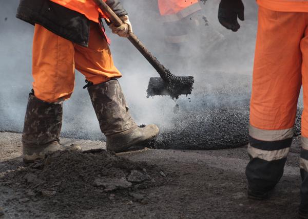 ремонт дороги, асфальт|Фото: 31tv.ru