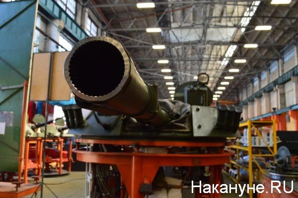 Пушка БМП-3 КМЗ Курган|Фото:Накануне.RU