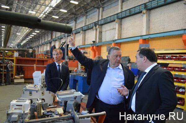 Александр Проханов и Альберт Баков|Фото:Накануне.RU