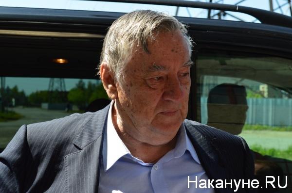 Александр Проханов на КМЗ|Фото:Накануне.RU