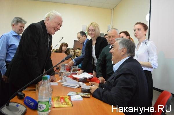 Проханов, КГУ, Курган|Фото:Накануне.RU