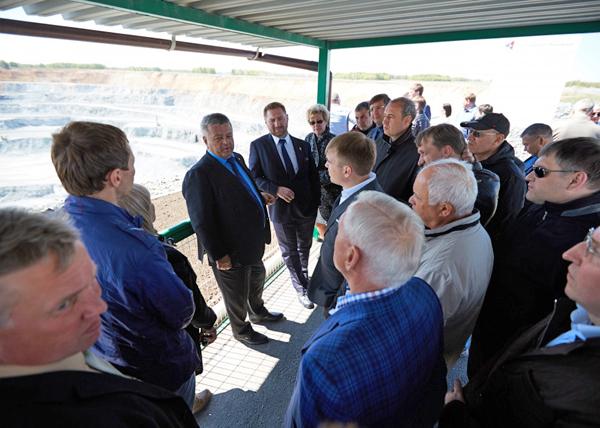 Михеевский горно-обогатительный комбинат, челябинские чиновники|Фото: РМК
