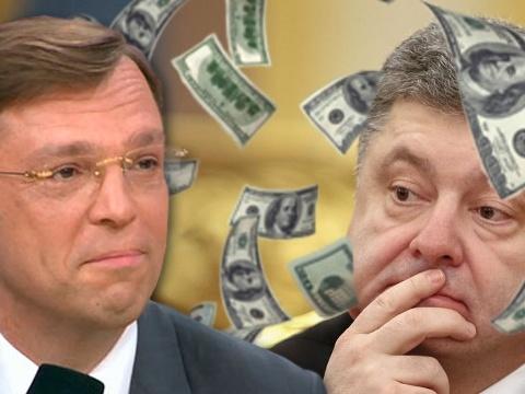 """Россия """"прощает"""" украинский долг? Фото:"""