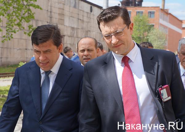 Ротек, УТЗ, Евгений Куйвашев, Глеб Никитин|Фото: Накануне.RU