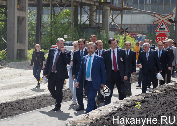 Ротек, Евгений Куйвашев, Глеб Никитин, Михаил Лифшиц|Фото: Накануне.RU