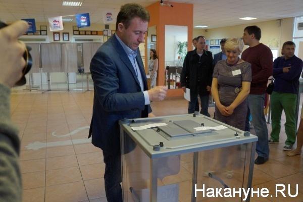 Игорь Холманских, праймериз|Фото:Накануне.RU