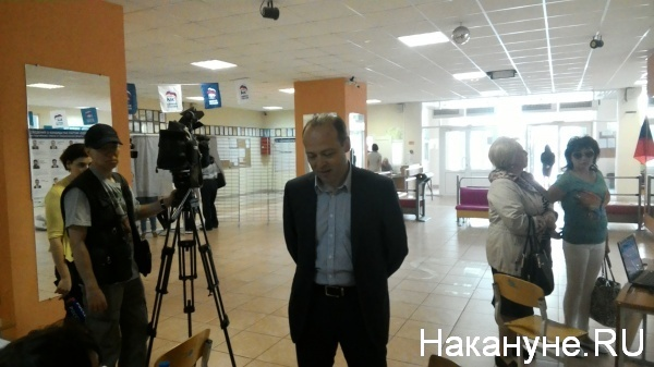 Сергей Пересторонин, праймериз|Фото:Накануне.RU