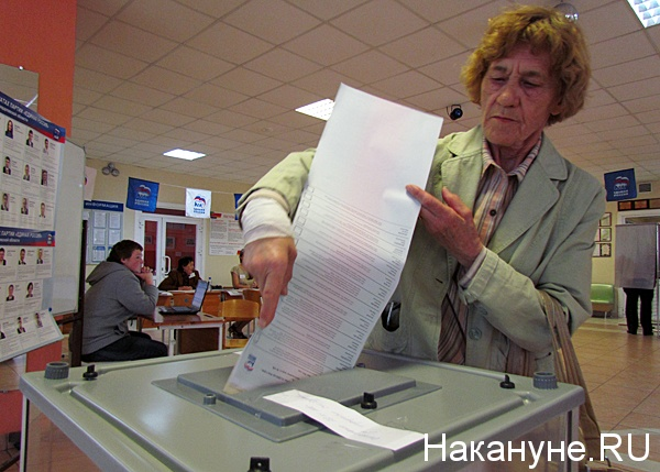 праймериз единая россия 22 мая 2016|Фото: Накануне.ru
