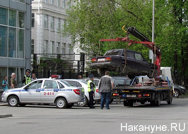 эвакуатор парковка|Фото: Накануне.ru