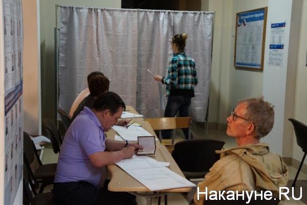 праймериз, участок, избиратели|Фото:Накануне.RU