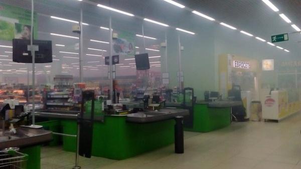 торговый комплекс Сибирский тракт пожар Екатеринбург|Фото: Типичный Екатеринбург